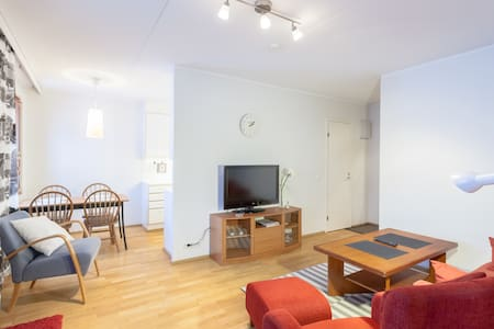 Comfortable 2-room apartment.