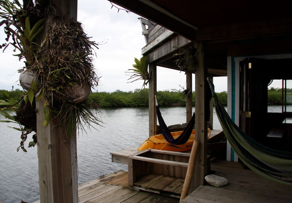 Casa Bocas - best location!
