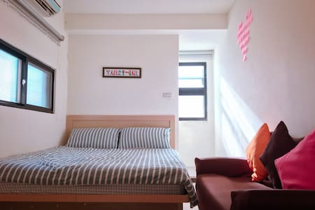 Furnished studio near Dingxi MRT - Lakás