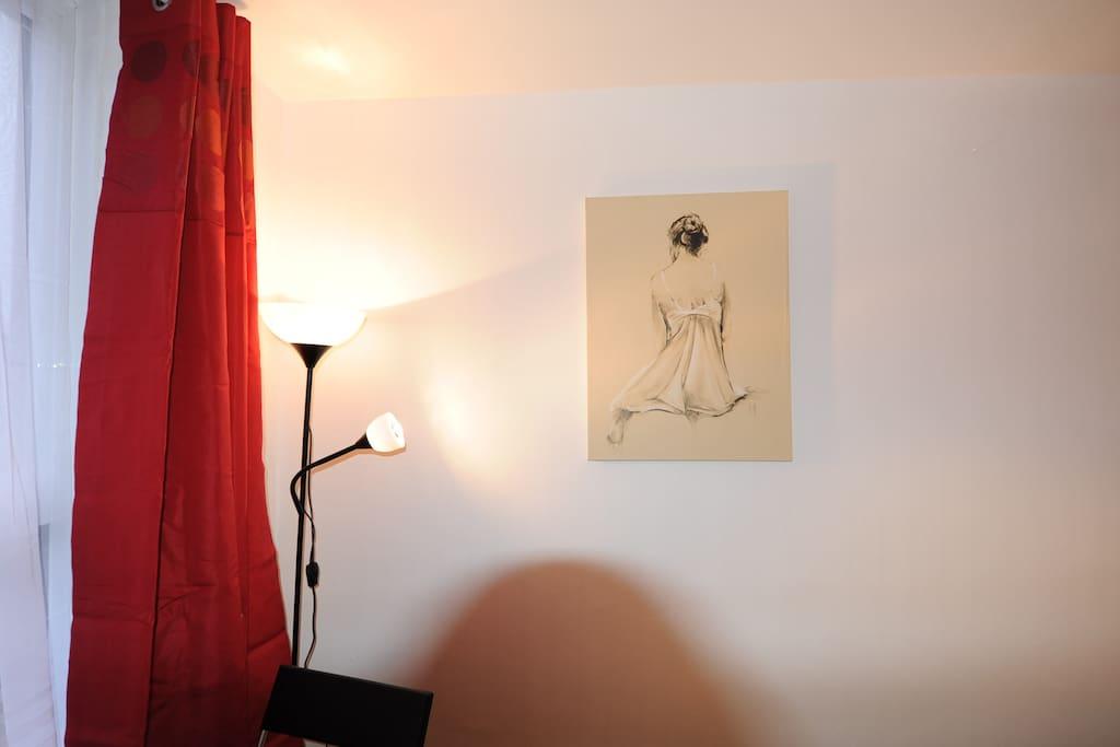 Dbl Room-Egware Rd, Oxford St, IB3