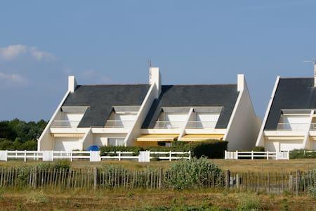Vous aimerez cette maison à 200 metres de la plage - Maison