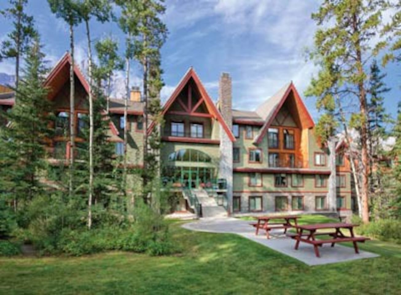 Canmore-Banff Resort 1 Bd Condo #1