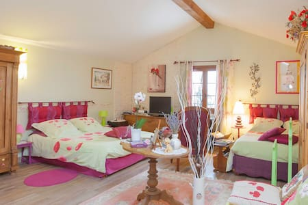 les hortensias - Bed & Breakfast