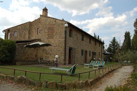 Apartment Beatrice on Bonorli Hill - Barberino Val