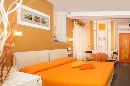 B&B I Coralli Yellow gorgonia room - Bed & Breakfast