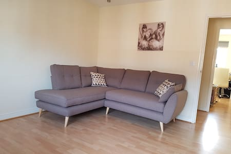 1 bed apt in quiet residential area Welwyn garden - Welwyn Garden City