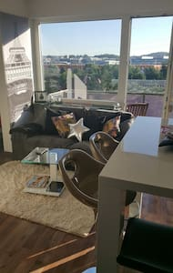 Appart cosy,Lumineux à 3km Lux vill - Bertrange - Wohnung