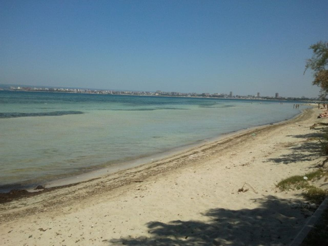 Spiaggia a 250 metri dalla casa vacanza
