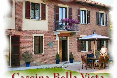 Cascina Bella Vista - Asti B&B - Bed & Breakfast