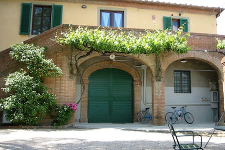 Cozy B&B easy attainable by feet - Pescia - Bed & Breakfast
