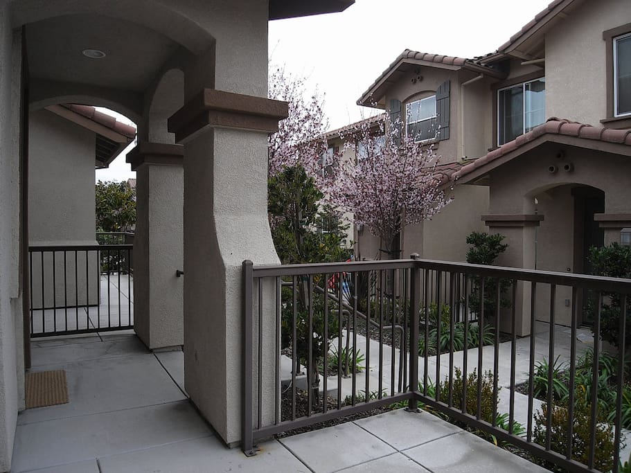 East Bay Abella Circle town home