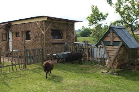 Private Tiny house en paille and B&B - Andere