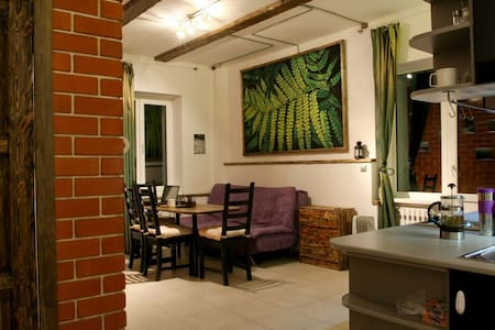 Cozy apartment in Dombay - Dombay - Appartement