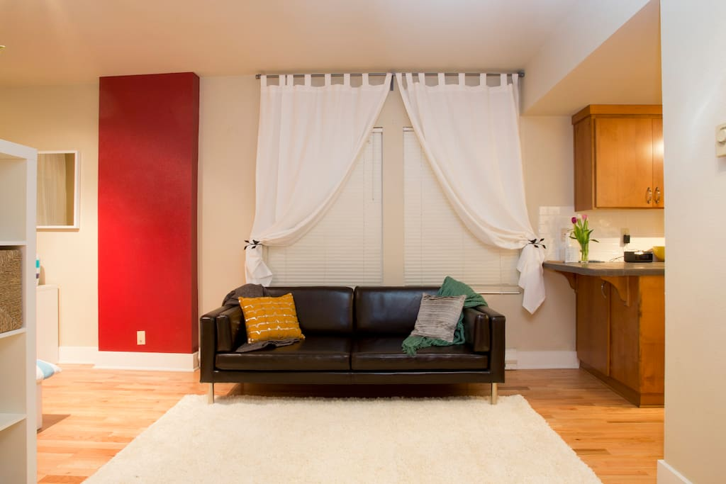Downtown NW Condo on Streetcar Line