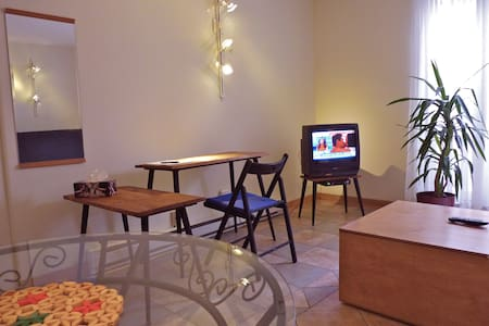 Studio with Kitchenette and Terrace - Montreal - Apartment