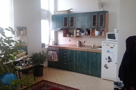 Cheap accomodation! 15 minutes from city center! - Prague - Apartment
