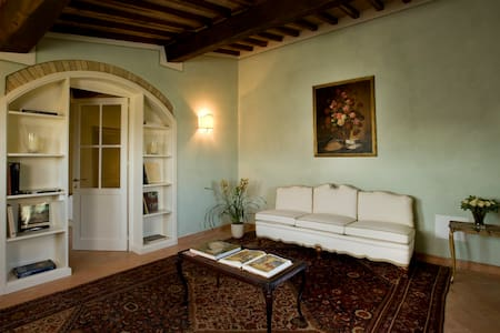 "Country House ""Il Castagno"" Siena - Sienne - Bed & Breakfast"
