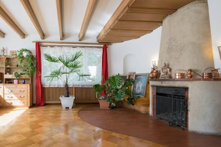 Cozy rooms for 1 till 11 guests - Rohrbach