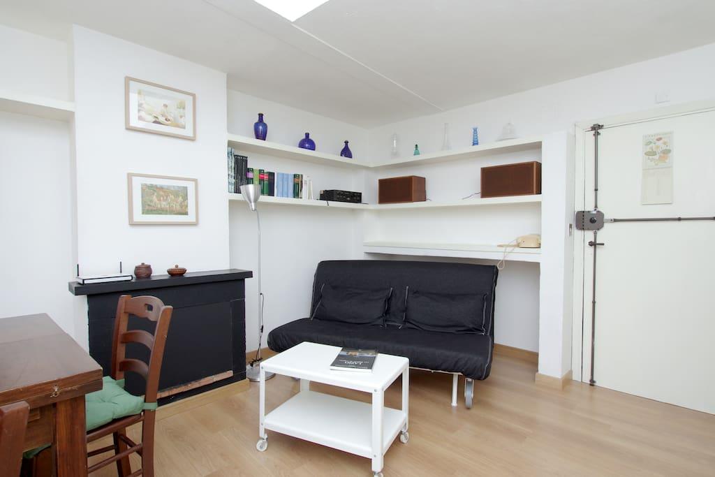Colette's home Tastevere