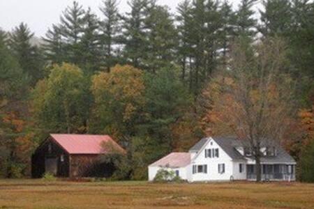 Private 19th Century Farmhouse - Tamworth - Casa