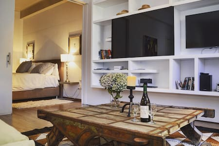 Greenmarket Square-parking, wifi, central - Cape Town - Apartment