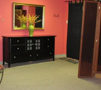 Tropical Downtown Studio with Pool - Shreveport - Apartment