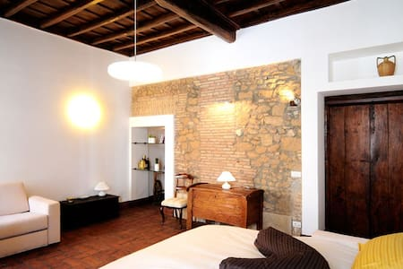 Elegant loft Spanish Steps and Trevi Fountain area - Roma - Apartment