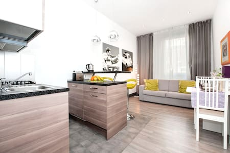 Brand New Mini Loft, nice price !!! - Rome - Apartment