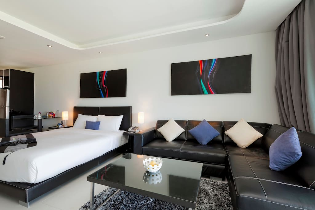 5* HOTEL STUDIO TWIN SANDS PATONG