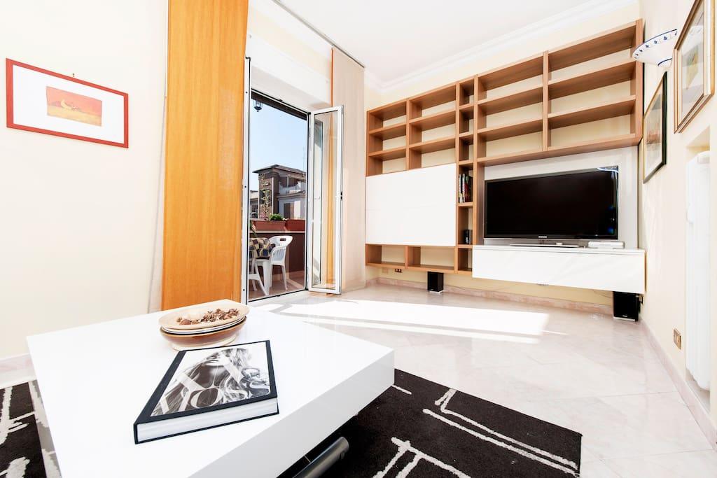Delicious flat in San Giovanni wifi