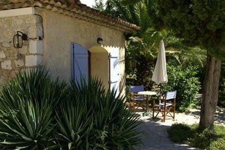 CHAMBRE LITS JUMEAUX AVEC TERRASSE - Penzion (B&B)