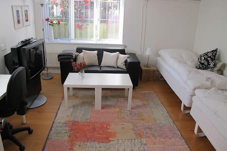Dejlig lyst værelse i midtbyen - Herning