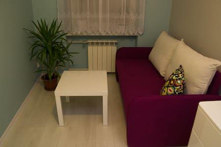 Pokoj w nowoczesnym mieszkaniu - Byt