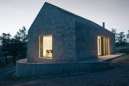 Award winning Karst Eco-villa - Vrhovlje