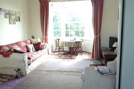 Spectacular Views from Bright Victorian Flat - Bristol - Apartment