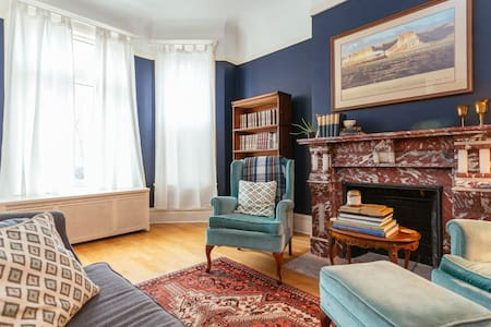 Spacious and Charming in Chicago - Huis