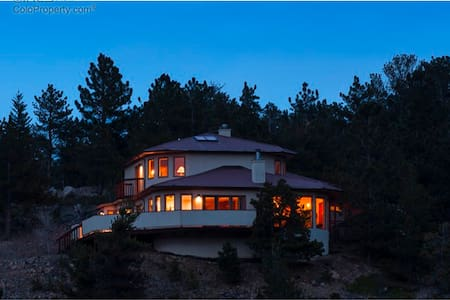 Spectacular Mountain View - Nederland - Casa