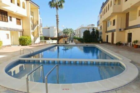 1 bed apartment at Punta Prima beach - Torrevieja