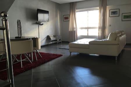 Superbe duplex luxueux et moderne - Tanger - Condominium