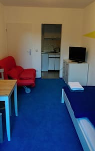 kleines feines Zimmer nahe Bahnhof - Göttingen - Apartament