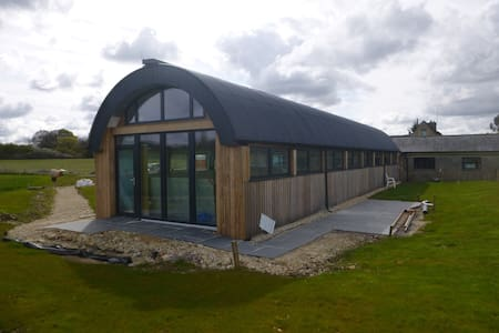 Contemporary Architecture in the Cotswolds - Hus