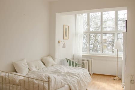 Cosy and sunny apartment in south berlin - Berlin - Apartment