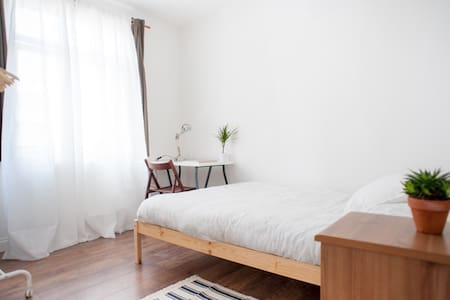 Double-Bed Shoreditch/Hoxton -Zone1 - Apartment
