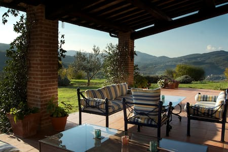 Farmhouse in Umbria with pool - Perugia - Villa