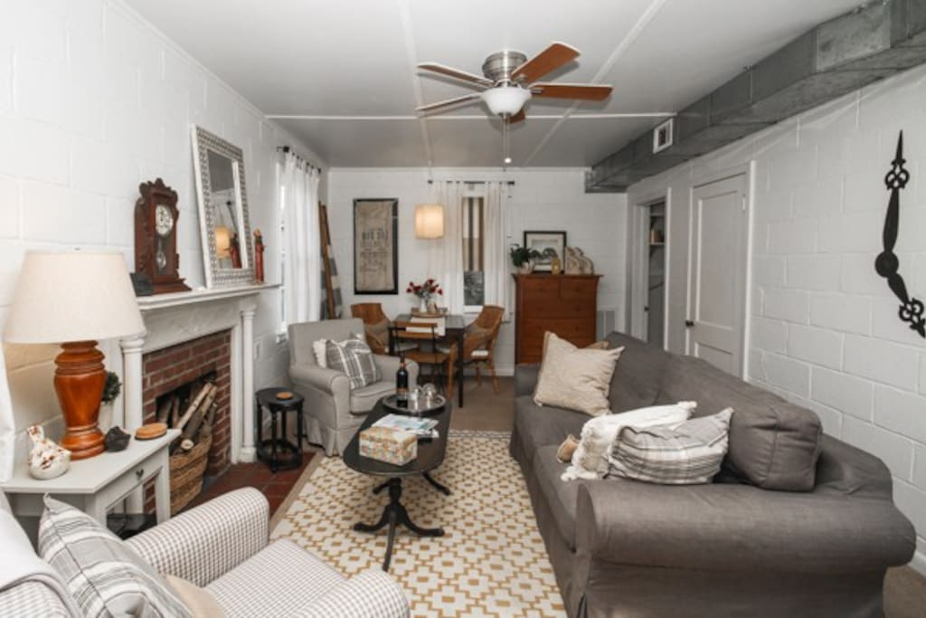 Lots of details in our cottage -- we hope you will enjoy them like we do!