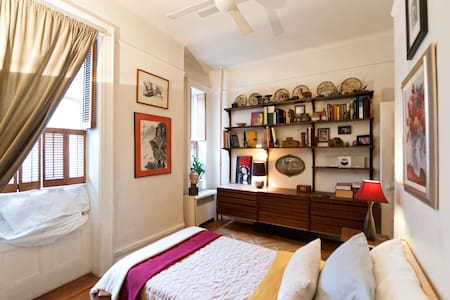 Great location, nice size bedroom - New York - Apartment