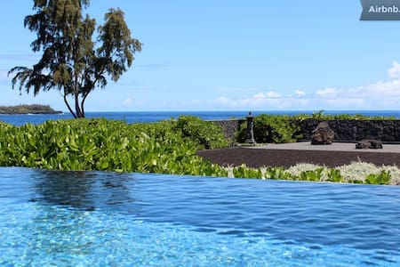 4BR Hawaiian Paradise Ocean Retreat
