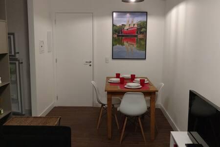 Acomode-se bem em Campinas - Campinas - Apartment