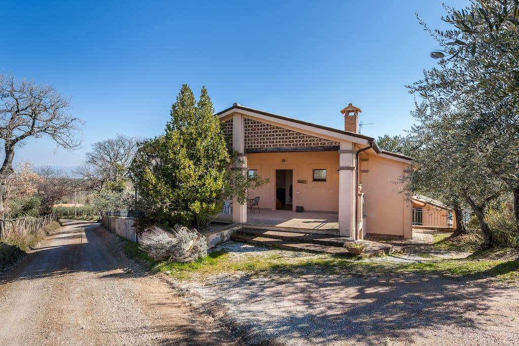 Umbria's Farmhouse in Agritourism