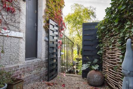 Superbe Studio DÉCO terrasse vue - Apartment